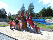 Kinderspielplatz am Freizeitgelände Röhrnbach